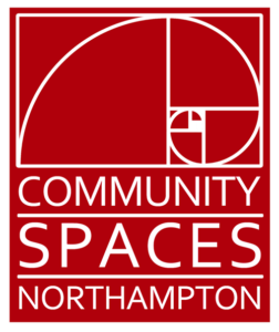 Community Spaces Northampton logo