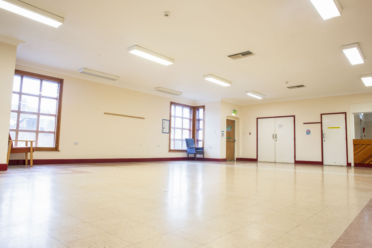 Vernon Terrace Community Centre hall