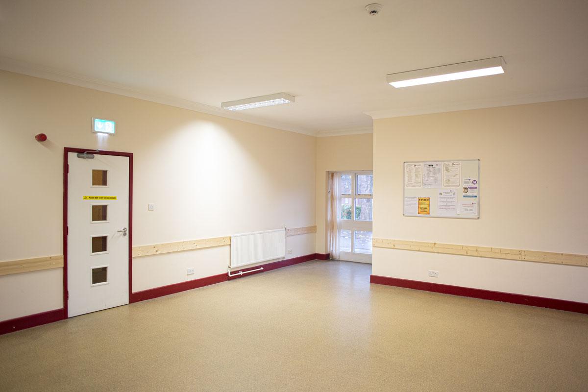 Vernon Terrace Community Centre smaller meeting room