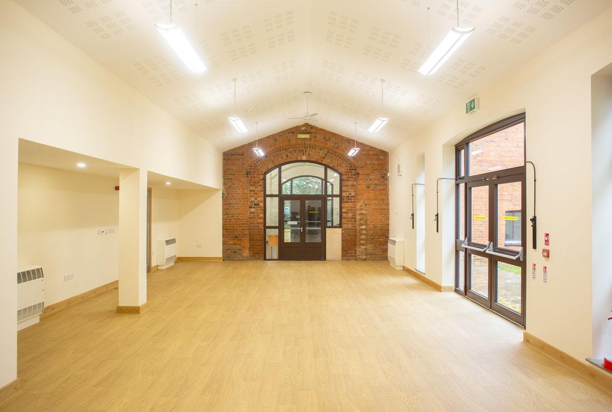 Rectory Farm community centre hall
