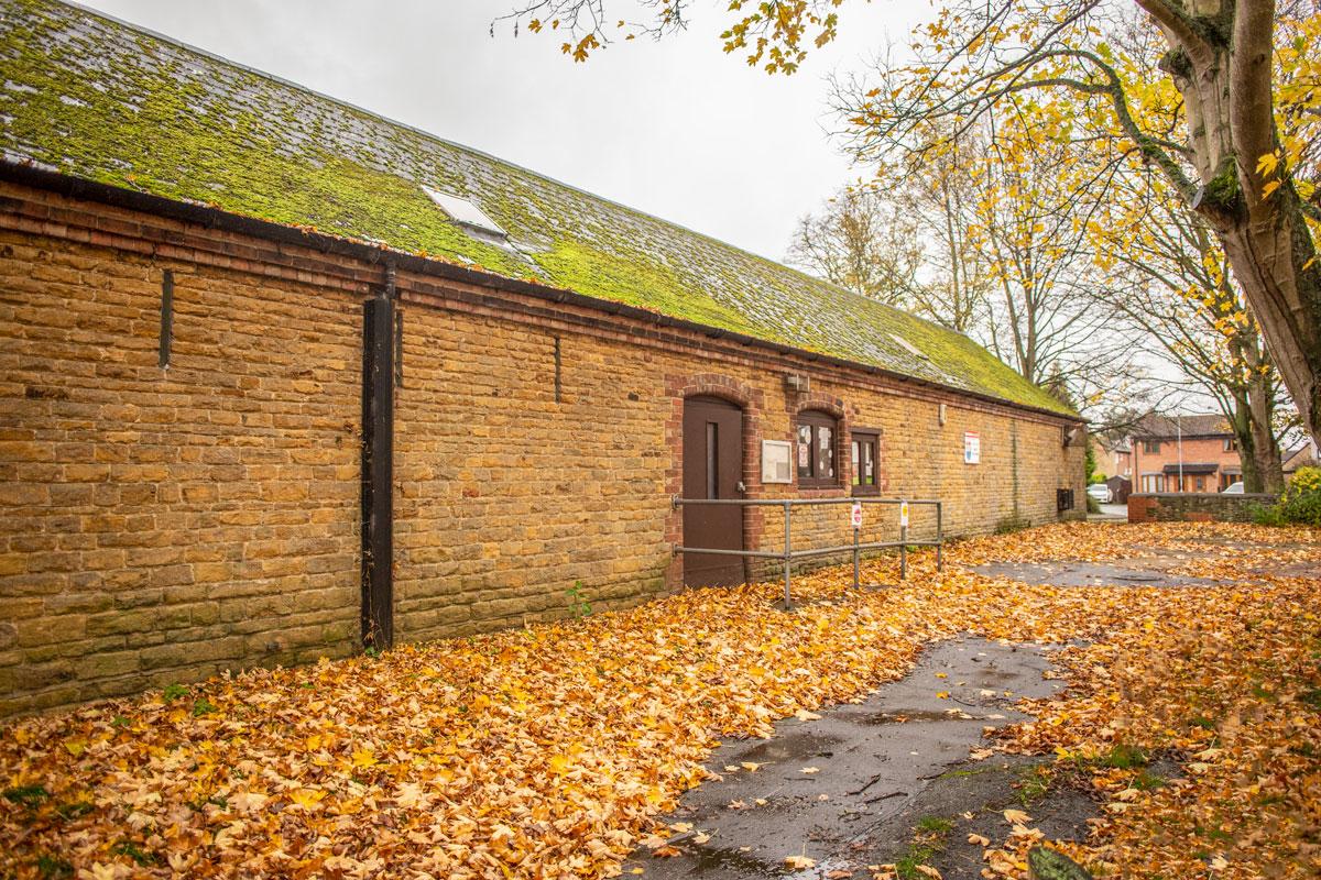 Southfields community centre frontage