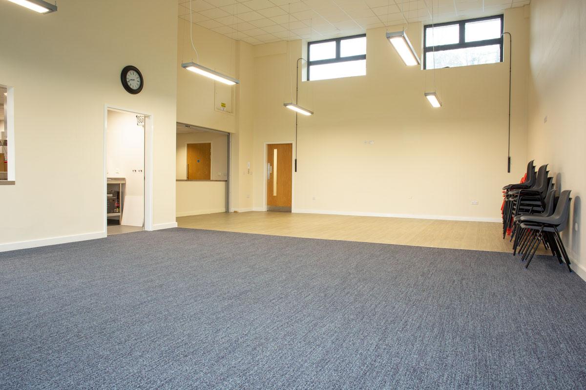 St Crispin Community Centre side hall